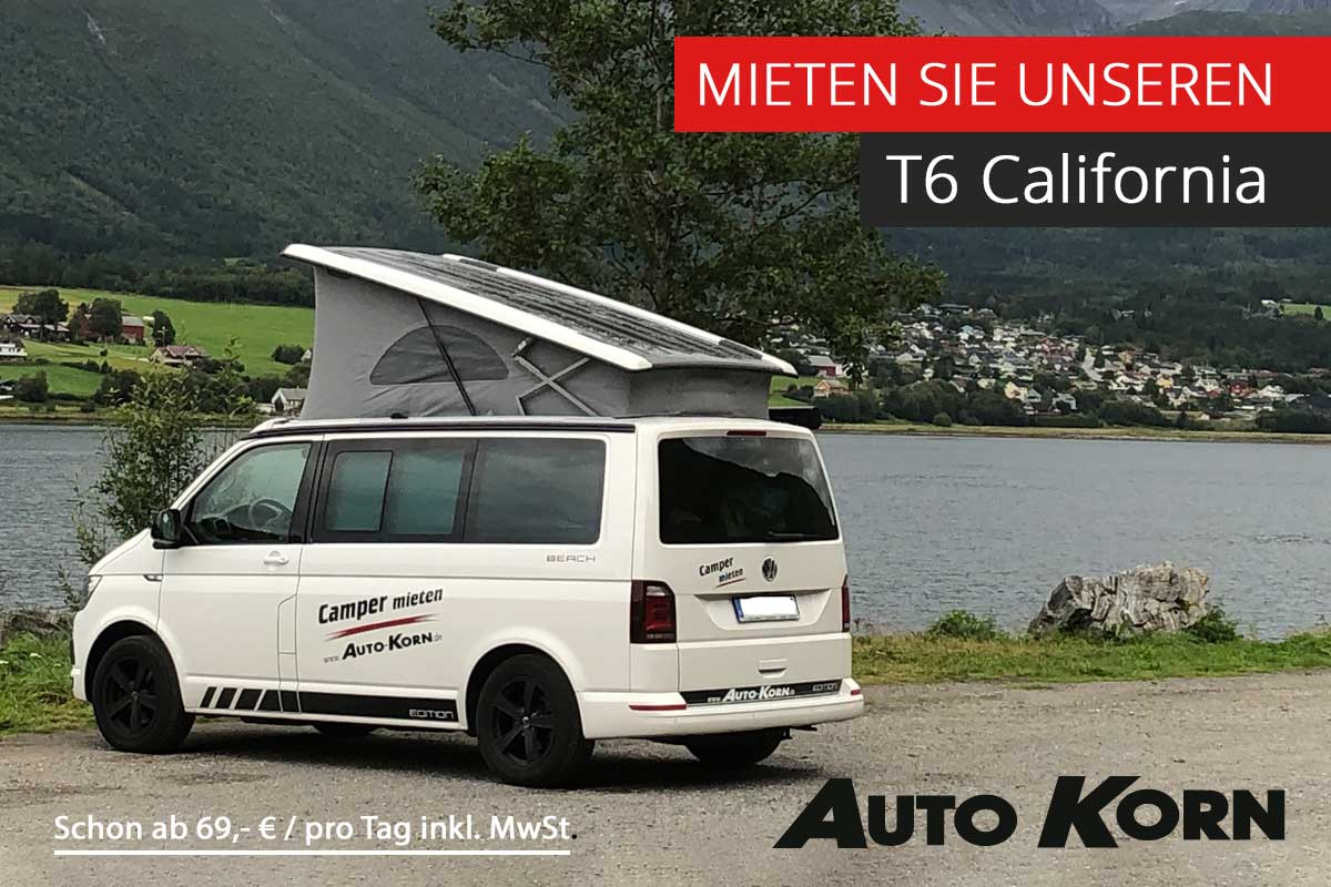 Camping | T6 California | Auto Korn